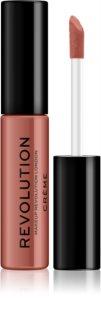 Makeup Revolution Crème tekutá rtěnka
