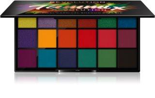 Makeup Revolution Tammi Tropical Carnival palata de culori