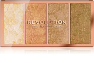 Makeup Revolution Vintage Lace paleta highlightera