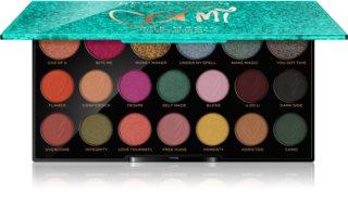Makeup Revolution Carmi παλέτα με σκιές ματιών