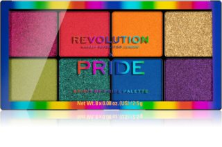 Makeup Revolution Pride paleta sjenila za oči 8 boja