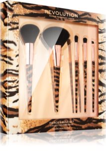 Makeup Revolution Fierce Brush Set set de brochas para mujer