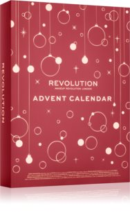 Makeup Revolution Advent Calendar 2019 calendario de adviento
