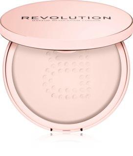 Makeup Revolution Conceal & Fix Transparent löspuder  Vattentät