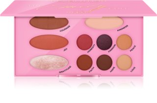 Makeup Revolution The Emily Edit The Needs paleta pentru fata multifunctionala pe fata si ochi