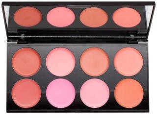 Makeup Revolution Ultra Blush All About Cream paleta róży