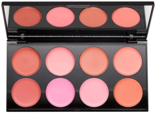 Makeup Revolution Ultra Blush All About Cream paleta róży
