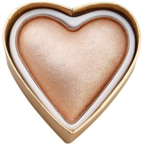 Makeup Revolution I ♥ Makeup Blushing Hearts Highlighter