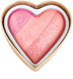 Makeup Revolution I ♥ Makeup Blushing Hearts Puder-Rouge