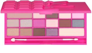 Makeup Revolution I ♥ Makeup Chocolate Love szemhéjfesték paletták