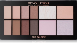 Makeup Revolution Epic Day multifunkční paleta