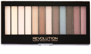 Makeup Revolution Essential Mattes Eyeshadow Palette