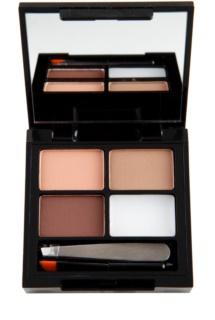 Makeup Revolution Focus & Fix сет за перфектни вежди