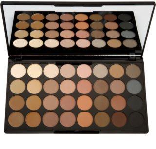 Makeup Revolution Flawless Matte палетка тіней