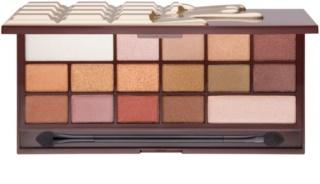 Makeup Revolution I ¦ Makeup Golden Bar palette de fards à paupières