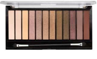 Makeup Revolution Iconic Dreams paleta de sombras de ojos con aplicador