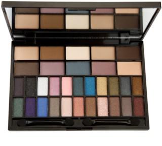 Makeup Revolution I ♥ Makeup Fast Love szemhéjfesték paletták