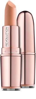 Makeup Revolution Iconic Matte Nude rúzs matt hatással