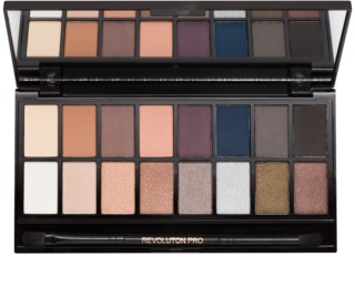 Makeup Revolution Iconic Pro 2 Eye Shadow Palette With Mirror And Applicator
