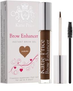 Makeup Revolution Katie Price fixační gel na obočí
