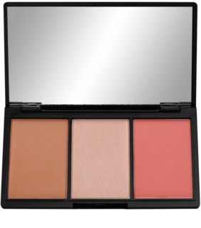 Makeup Revolution Iconic paleta do konturowania twarzy