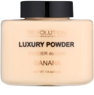 Makeup Revolution Luxury Powder Mineralischer Puder