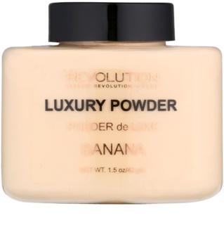 Makeup Revolution Luxury Powder puder mineralny