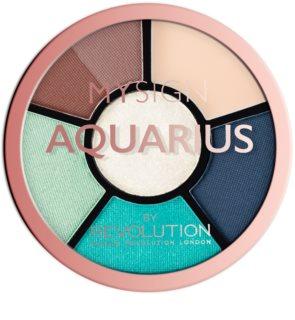 Makeup Revolution My Sign palette pour les yeux