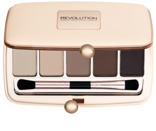 Makeup Revolution Renaissance Palette Day paleta cieni do powiek