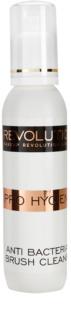 Makeup Revolution Pro Hygiene антибактеріальний очищуючий спрей для щіточок