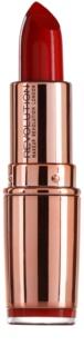 Makeup Revolution Rose Gold hydratisierender Lippenstift