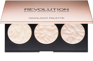 Makeup Revolution Rose Lights paleta iluminadora