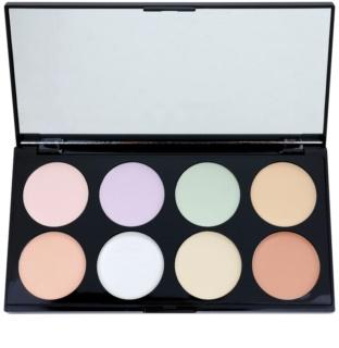 Makeup Revolution Ultra Base paleta korektorjev