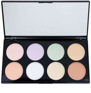 Makeup Revolution Ultra Base paleta corectoare