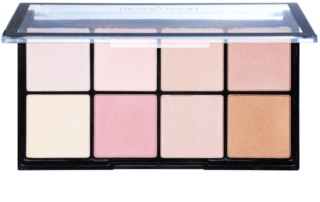 Makeup Revolution Ultra Pro Glow Highlighter Palette