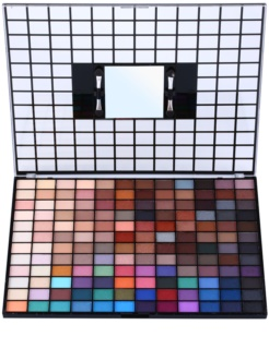 Makeup Revolution Ultimate paleta očných tieňov