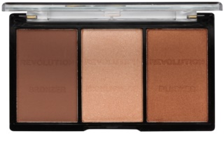 Makeup Revolution Ultra Sculpt & Contour palette contorno viso
