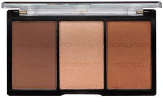 Makeup Revolution Ultra Sculpt & Contour Contouring Palette