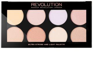Makeup Revolution Ultra Strobe and Light posvjetljujuća paleta