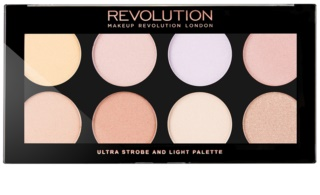 Makeup Revolution Ultra Strobe and Light paleta iluminadora