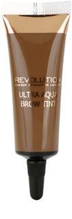 Makeup Revolution Ultra Aqua Getinte Wenkbrauw Verf