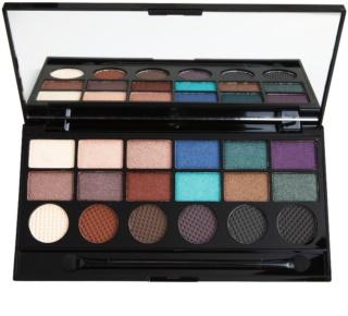 Makeup Revolution Welcome To The Pleasuredome paleta cieni do powiek