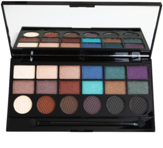Makeup Revolution Welcome To The Pleasuredome Palette mit Lidschatten