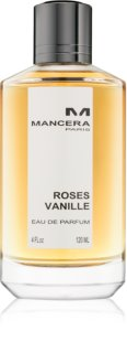 Mancera Roses Vanille Eau de Parfum for Women 120 ml