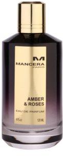 Mancera Amber & Roses parfemska voda uniseks