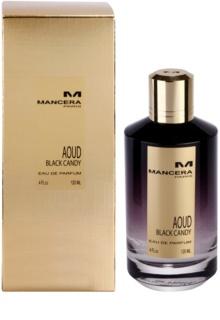 Mancera Aoud Black Candy eau de parfum unisex 120 ml