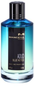 Mancera Aoud Blue Notes parfémovaná voda unisex 120 ml