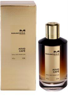 Mancera Aoud Café woda perfumowana unisex 120 ml