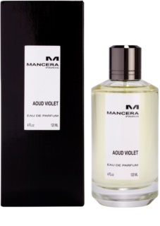 Mancera Aoud Violet Eau de Parfum for Women 120 ml