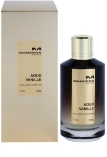 Mancera Dark Desire Aoud Vanille woda perfumowana unisex 120 ml
